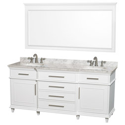 Luxury Transitional Bathroom Vanities And Sink Consoles by Modern Bathroom HMS Stores LLC
