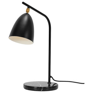 Mel Table Lamp, Black