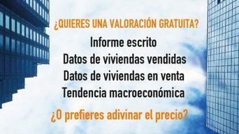 VALORACIÓN GRATIS DE TU VIVIENDA EN SEVILLA: