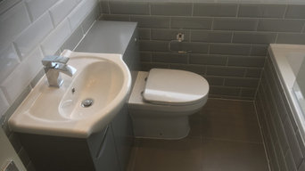 West heath bathroom refurbishment