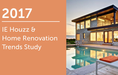 2017 IE Houzz & Home Renovation Trends Study
