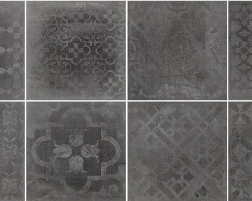 Atelier 300 Fumo Dec - Wall & Floor Tiles