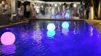 All Year Round Pool Lighting