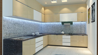 Modular Kitchen - Baner