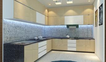 Modular Kitchen - Baner