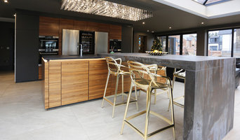 Stunning Open Plan Kitchen