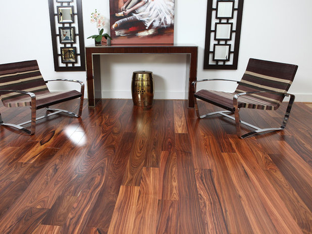 Exceptional Contemporary Hardwood Flooring By Paul Anater