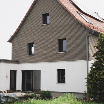 Dornröschenprojekt - Sanierung eines Doppelhauses