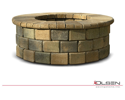 Infinity Firepit Kit Bullnose Cap - Products