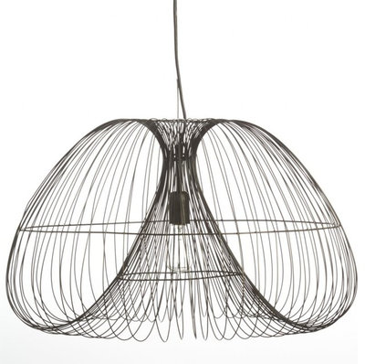 Eclectic Pendant Lighting by Crate&Barrel
