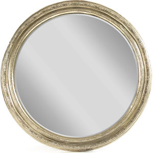 Gypsy Coin Mirror Antique Brass Contemporary Wall Mirrors By Hedgeapple Houzz