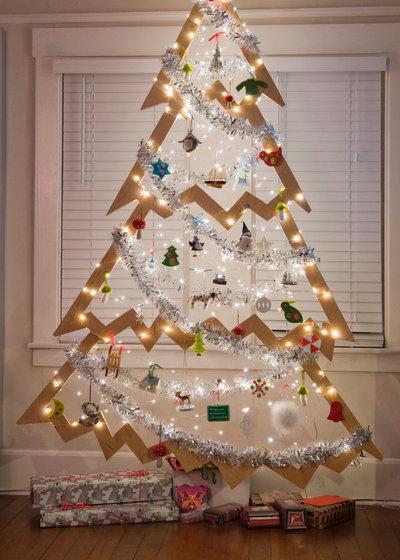 Build A Refreshingly Alternative Plywood Christmas Tree