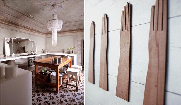 10 Stili per Scegliere il Tavolo della Cucina