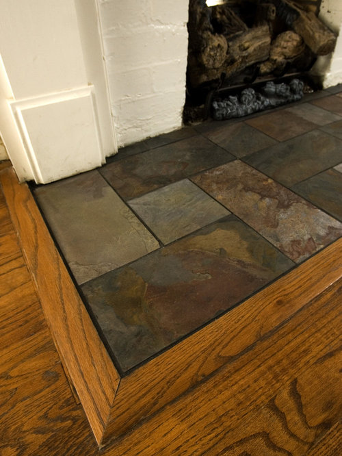 Tile Hearth Ideas Pictures Remodel And Decor
