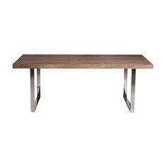Contemporary Dining Room Tables Houzz