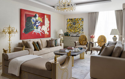 Gurgaon Houzz: Artisanal Design Makes This Home One-of-a-Kind