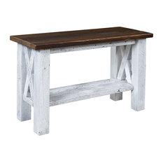 Ferguson Reclaimed Barnwood Sofa Table