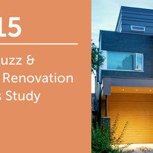 2015 CA Houzz & Home Renovation Trends Study