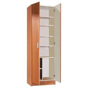 Vita Multi-use Chestnut Shoe Cupboard