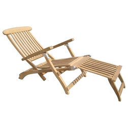 Perfect Transitional Outdoor Chaise Lounges by Air u Water