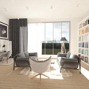 Villa interior and exterior design