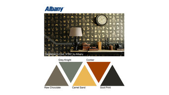 Albany Colour Palette