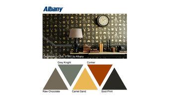 Albany Colour Palette