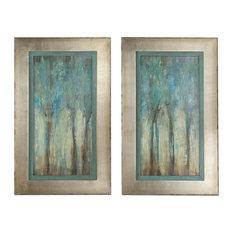 Uttermost 41410 Whispering Wind Framed Art,