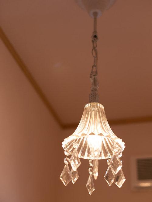 三重県鈴鹿市 江島町の家 自然素材 注文住宅 - ペンダントライト