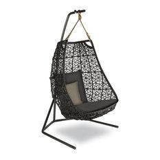 Kettal Maia Egg swing   Kettal