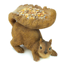 Songbird Valley - Woodland Squirrel Birdfeeder - Bird Feeders