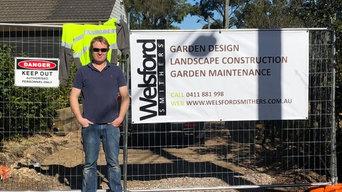 Landscape Construction - Large