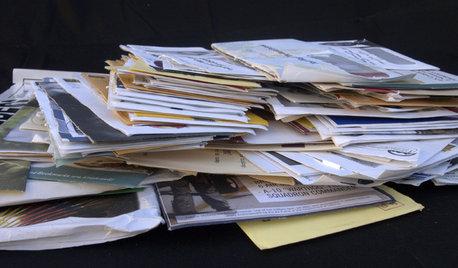 もう溜めこまない! 郵便物を整理する賢い管理方法
