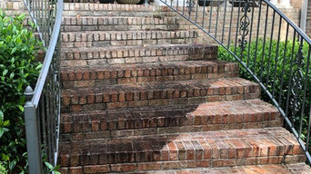 Before & After Pressure Washing in McDonough, GA
