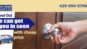 Cheap Locksmith Seattle