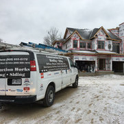 CONSTRUCTION WORKS  ROOFING • SIDING's photo