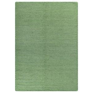 Mic-Mac Zigzag Rug, Green, 300x200 Cm