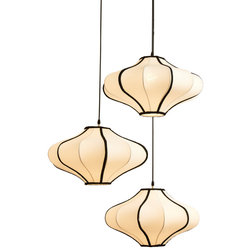 Transitional Pendant Lighting by Homesquare