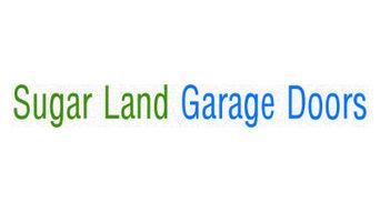 Sugar Land Garage Door