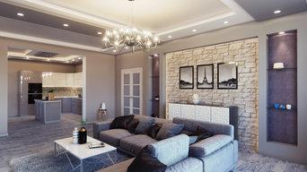 Дизайн жилого дома г. Краснодар