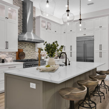 Plantation Oaks PVB kitchen