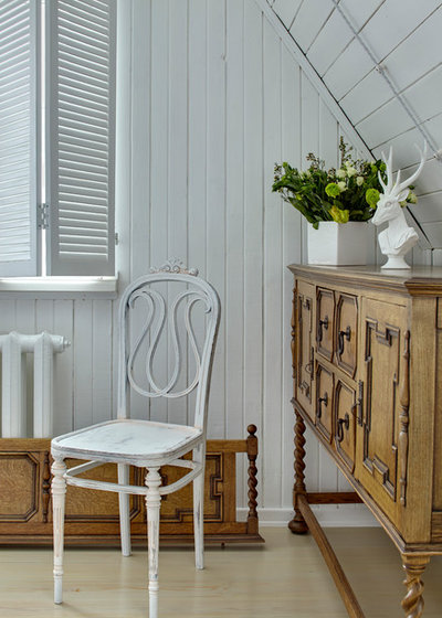 Shabby-chic Style  by Lavka-Design