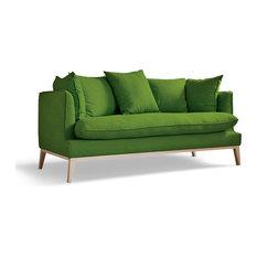 Skandinavische Sofas Couchgarnituren Houzz