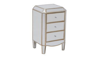 Tiffany Chest With 3 Drawers