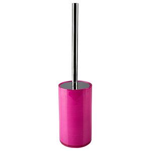 Billy Toilet Brush Set, Pink