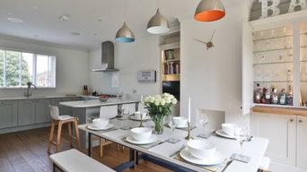 Bespoke Contemporary Kitchen & Bathroom Refurb
