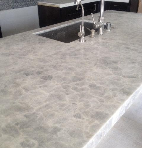 Houzz marble bathroom