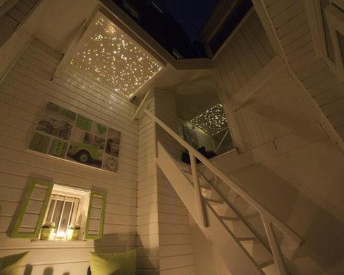 Outdoor Fiber Optic Lighting Star ceiling led fiber optics outdoor terras lighting workwithnaturefo