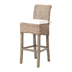 Tropical Bar Stools And Counter Stools Houzz