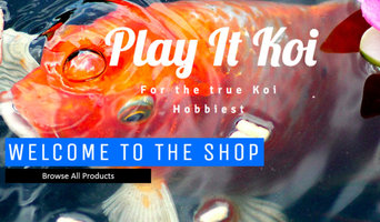 Play It Koi Photos